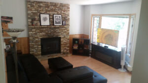 Sept 1, 3bdrm house in the mountains