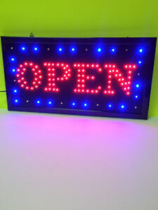 OPEN SIGN LED FOR SALE ONLY $24.99***
