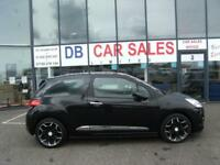 CITROEN DS3 1.6 E-HDI DSTYLE PLUS 3d 90 BHP 2012 **** GUARANTEED FINANCE **** PART EX WELCOME ***