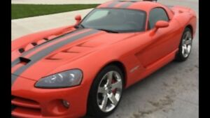 "2008 Dodge Viper SRT10 ""Coupe"""