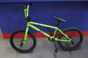 Vélo BMX BK Rise ***EXCELLENTE CONDITION*** w005279
