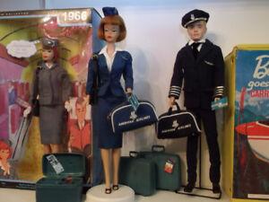 WANTED - Vintage KEN & BARBIE DOLLS