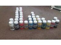 Acrylic Paint - System 3