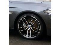 Bmw m performance alloys f10 f30
