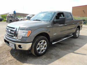 2013 Ford F-150 Ceritified, 6Cyl Eco Boost