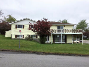 Duplex in East Saint John with potential rental income
