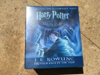 Harry Potter and the Order of the Phoenix - Audio Book BNIB