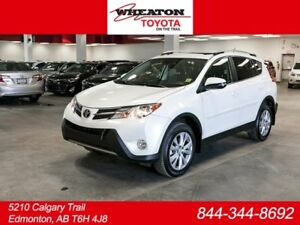 2015 Toyota Rav4 Limited Technology Package, 3M Hood, Remote Sta