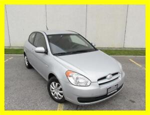 2010 HYUNDAI ACCENT *LOW KMS,NO ACCIDENTS,DEALER SERVICED!!!*