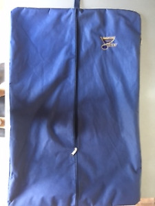 Bedford Blues Jersey garment bag