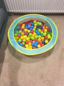 Ball Pit with Loads of Balls