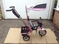 Kiddo 4 in 1 children's trike/3 wheel