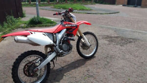 CRF 450R Low Hours