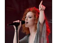Jess Glynne Tickets x 2 York Racecourse 28 July Evening for the County Stand