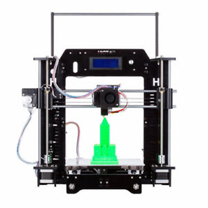 Used Hictop 3d Printer With Accessories