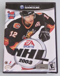 Jeu NHL 2003 - Nintendo Gamecube