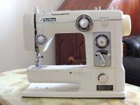 JANOME 605 Sewing Machine Super Automatic Full Zigzag