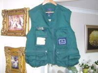 Hardy Inflatable Fishing Waistcoat/Vest size XL