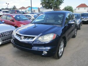 2009 Acura RDX 4WD+TURBO+CUIR+TOIT OUVRANT+ T 4WD+TURBO+CUIR+TOI