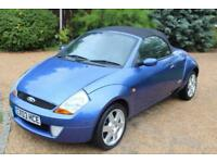 CHEAP CAR - 2003 03 FORD STREET KA 1.6 8V LUXURY 2D 94 BHP