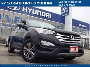 2013 Hyundai Santa Fe Sport 2.4 Luxury | ALL WHEEL DRIVE| PANORA