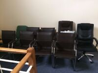 Office chairs avaiable
