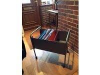 Immaculate filing trolley, hardly used takes standard files, see images