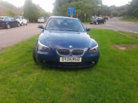 2006 BMW 525d FULL SERVICE HISTORY ONE OWNER FROM NEW
