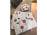 Dining place mats