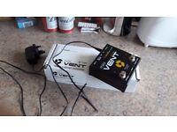 """VENT"" rotary speaker simulator"