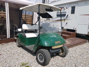 Voiturette de golf cart kart
