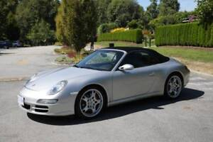 2008 Porsche 911 Carrera S Convertible C2S, 69K, excel condition