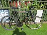 "GREAT LARGE23"" FRAMED MENS MOUNTAIN BIKE..""RALEIGH MOHAWK""..EXCELLENT CONDITION.ALL FULLY WORKS.RE"