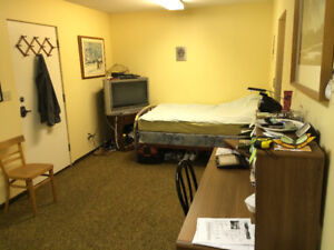 Great Bachelor suite in East Hill location