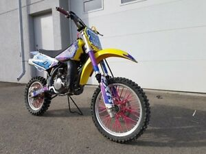 2014 Suzuki RM 85 Dirt bike