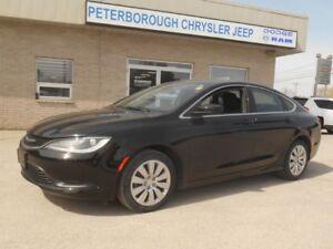 2015 Chrysler 200 LX - COME MAKE US AN OFFER!