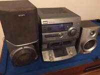 Hifi with speakers extra