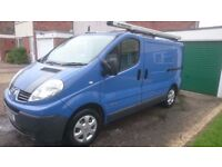 Air con, electric windows, blue tooth, remote locking, racking & storage, recent MOT & service