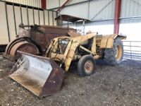 Ford Loader Tractor