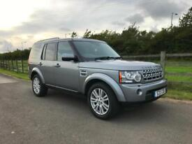 Land Rover Discovery 4 3.0SDV6 Auto 2012 XS 7 seats finance available