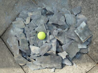 Off-cuts/chippings Swithland slate