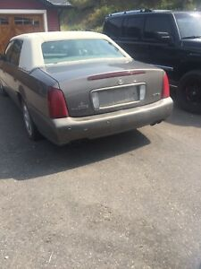 2002 Cadillac DeVille DTS *REPAIR OR PARTS*