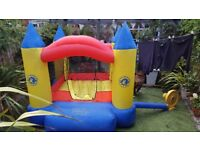 Toddlers bouncey castle