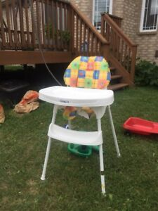 GRACO HIGH CHAIR EXCELLENT CONDITION