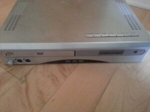 DVD player, rarely used, perfect condition.