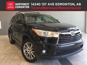2015 Toyota Highlander XLE | Leath Heat Seat | Pwr Liftgate | Na