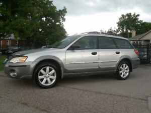 2007 Subaru Outback 2.5i Wagon: Only 132Kms, Auto, Drives Great!