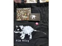 Rilo Kiley Rkives Cassette Tape, CD