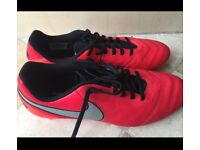 Size 8 football boots