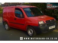 2003 FIAT DOBLO CARGO 1.9 JTD - FREE DELIVERY - WARRANTY AVAILABLE